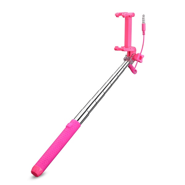 Mpow Selfie Stick, Mini Portable Monopod with 3.5mm Wire Connecting for Android/IOS Phone/Gopro Camera 17738167