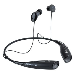 Mpow PisCes Bluetooth 4.0+EDR Headphones apt-X A2DP Stereo Music Headsets with Mic Noise Reduction
