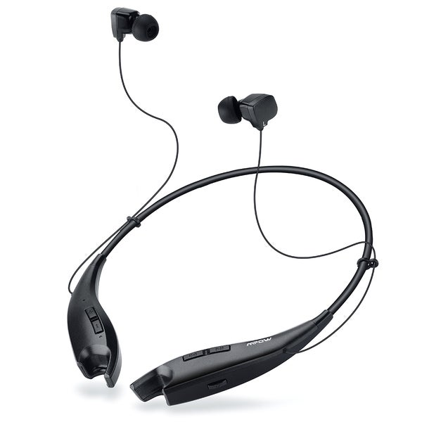 Mpow Jaws Wireless Bluetooth 4.1 Stereo Headset Universal Headphone with Hands Free Calling for iPhone Other Bluetooth Devices 17738333