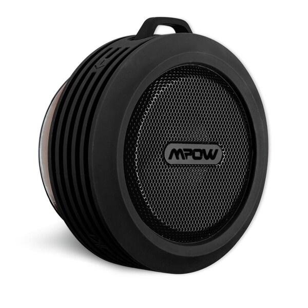 Mpow Buckler Portable Wireless Bluetooth Speaker, Waterproof /Shockproof/Dustproof , Shower