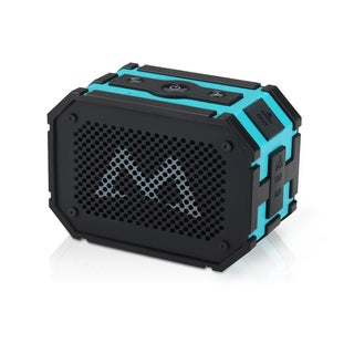 Mpow Armor Portable Bluetooth Speakers with Extral 1000 mAh Emergency Power Bank and Splashproof Shockproof Dustproof