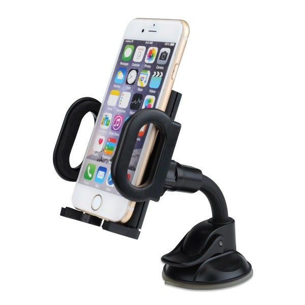 Mpow Flex Dashboard Mount Universal Car Mount Holder Cradle for iPhone and Android phones 17738872