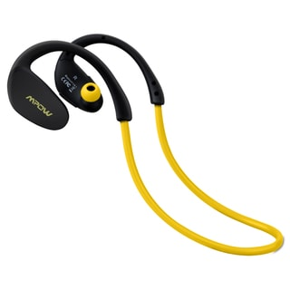 Mpow [Gen-2 Version] Cheetah Nano-coating Bluetooth 4.2 Stereo Sports Headphones Sweatproof for Running Gym Exercise.