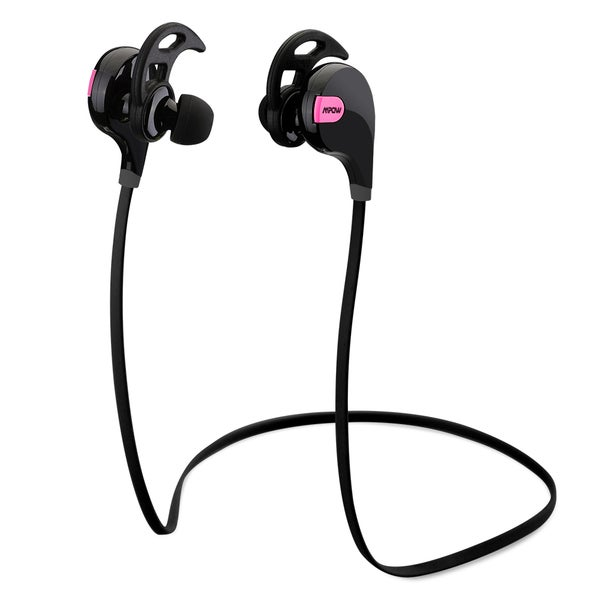 Mpow Swift MBH5-PS-1 Bluetooth 4.0 Wireless Sport Headphones ...