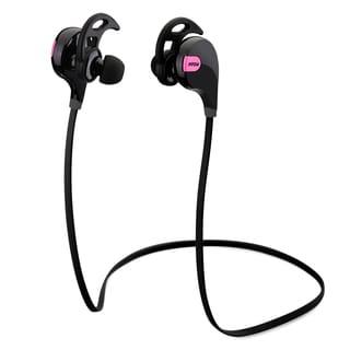 Mpow Swift MBH5-PS-1 Bluetooth 4.0 Wireless Sport Headphones - Fluorescence Green