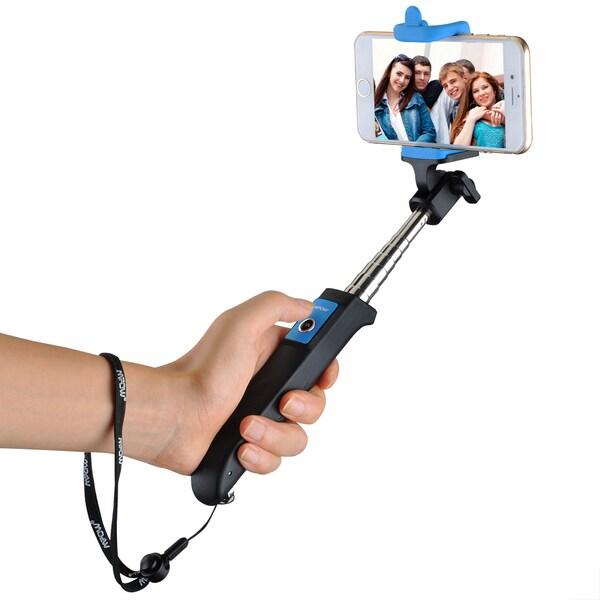 Mpow iSnap Y One-piece Portable Monopod Extendable Selfie Stick