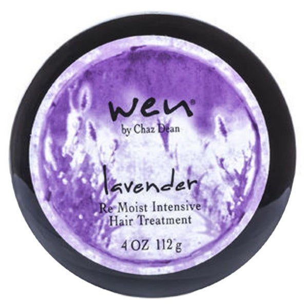 Wen Sweet Lavender Re Moist Intensive 4-ounce Hair Treatment
