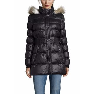 Laundry by Design Gathered Waist Puffer