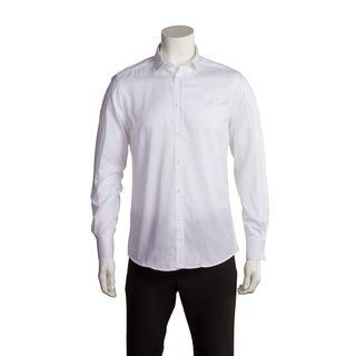 Versace Collection Men's Trend Cotton Dress Shirt