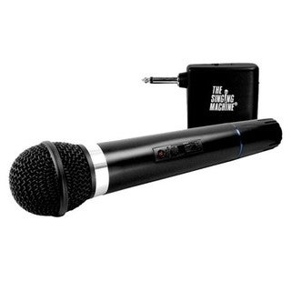 The Singing Machine Uni-Directional VHF Wireless Microphone (Refurbished)