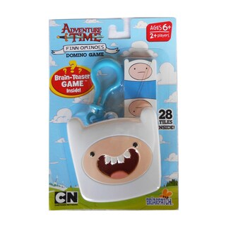 Briarpatch Adventure Time Finn-Ominoes Domino Game