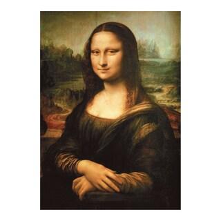 Leonardo da Vinci Mona Lisa Jigsaw 1000-piece Puzzle