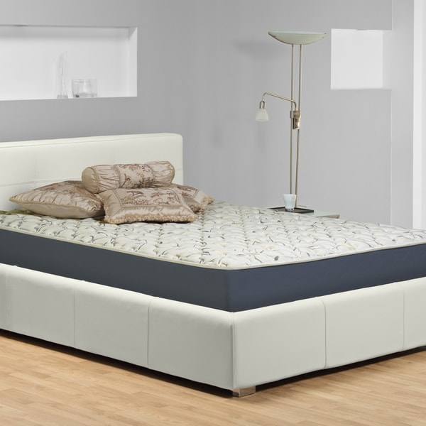 Wolf Select Your Comfort 8-inch Twin XL-size Latex and Memory Foam Mattress