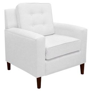Skyline Furniture Klein White Arm Chair