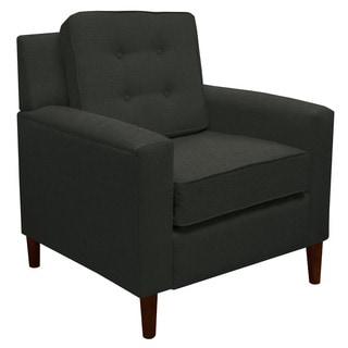 Skyline Furniture Klein Charcoal Arm Chair