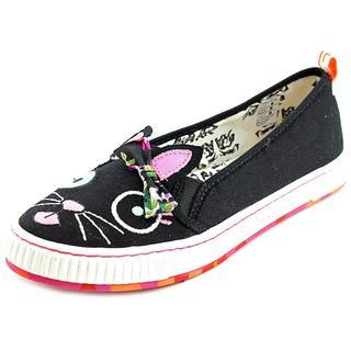 Tigerbear Republik Women's 'Sneaky Beast' Black Basic Textile Casual Shoes