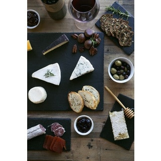 Slate Cheeseboard 5-piece Set