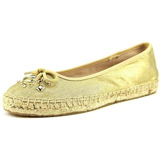 Style and Co Women's 'Valorr' Gold Synthetic Casual Shoes