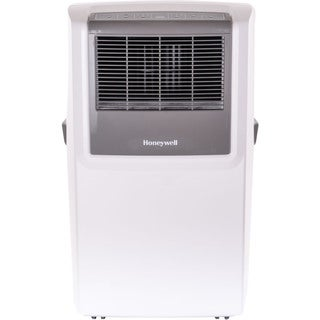 Honeywell White/ Grey MP10CESWW 10,000 BTU Portable Air Conditioner with Front Grille and Remote Control