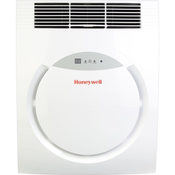 Honeywell - 8,000 BTU Portable Air Conditioner - White MF08CESWW