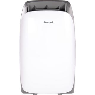 Honeywell White/ Grey HL12CESWG HL Series 12,000 BTU Portable Air Conditioner with Remote Control