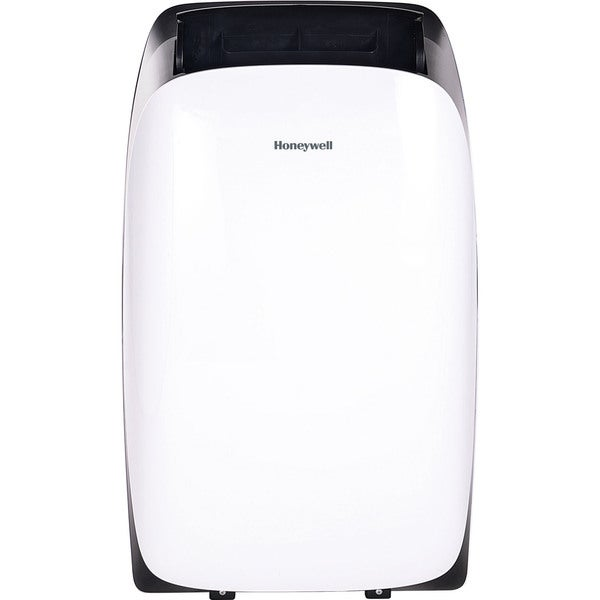 Honeywell White/ Black HL12CESWK HL Series 12,000 BTU Portable Air Conditioner with Remote Control