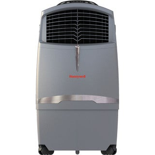 Honeywell Grey CO30XE 63 Pt. Indoor/Outdoor Portable Evaporative Air Cooler with Remote Control