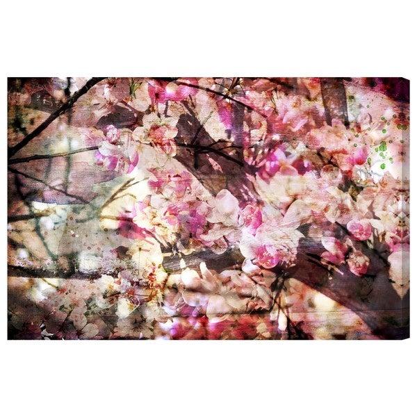 Cherry Woods' Canvas Art