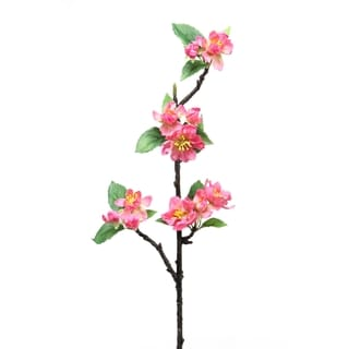 Pink 19-inch Blossom Branch Cutting (Pack of 6)