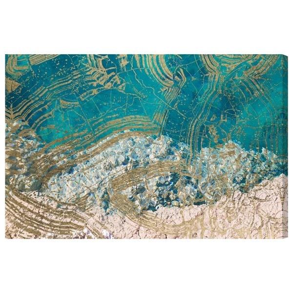 Salt Water' Canvas Art