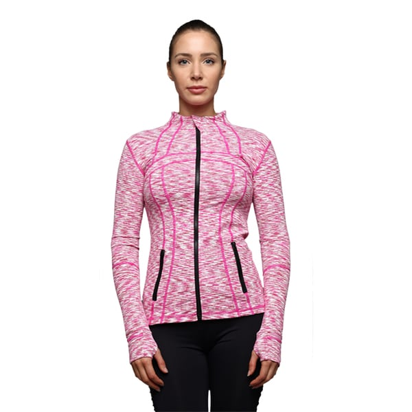 Women's Light Weight Performance Full Zip Jacket