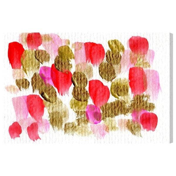 Oliver Gal 'Could Be Love'  Canvas Art 17748398