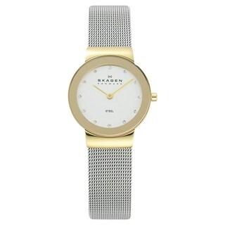 Skagen Women's 358SGSCD Stainless Steel Quartz Watch