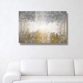 Amantes' Canvas Art