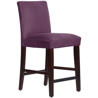 Skyline Furniture Premier Purple Uptown Counter Stool