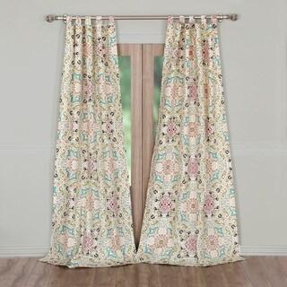 Morocco Gem Curtain Panel Pair