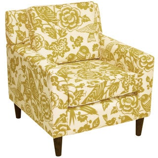 Skyline Furniture Canary Maize Arm Chair