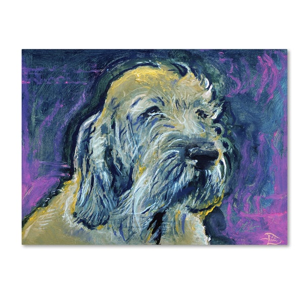 Lowell S.V. Devin 'Inspector Spinone' Canvas Wall Art