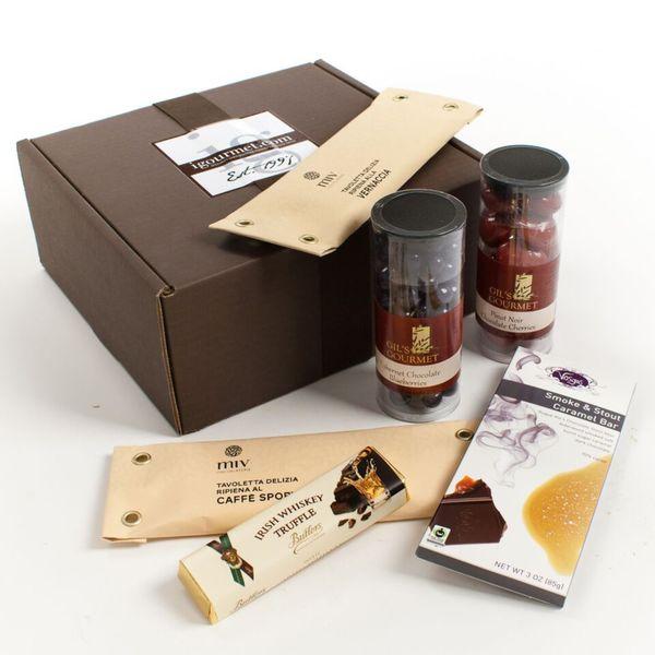 Igourmet Drunken Chocolate Gift Box
