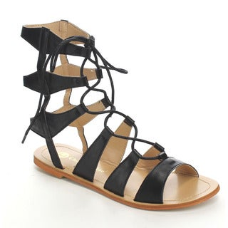 Beston Cc09 Gladiator Flat Sandals