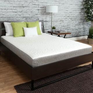 Icon Sleep 8-inch Short Queen-size Cool Sleep Gel Memory Foam Mattress