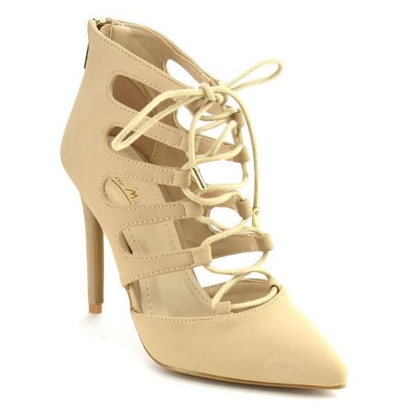 Anne Michelle Riseup-32v Lace Up Shoes
