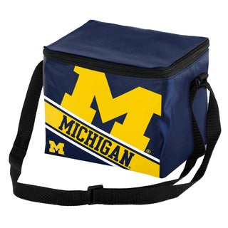 Michigan Wolverines 6-Pack Cooler