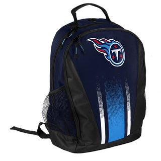 Forever Collectibles Tennessee Titans Prime Backpack