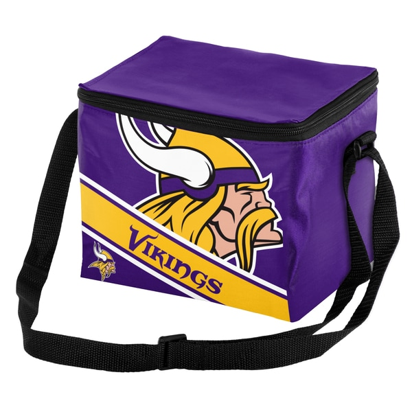 Minnesota Vikings 6-Pack Cooler