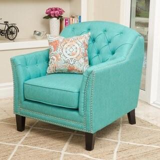 Christopher Knight Home Coatbridge Fabric Club Chair