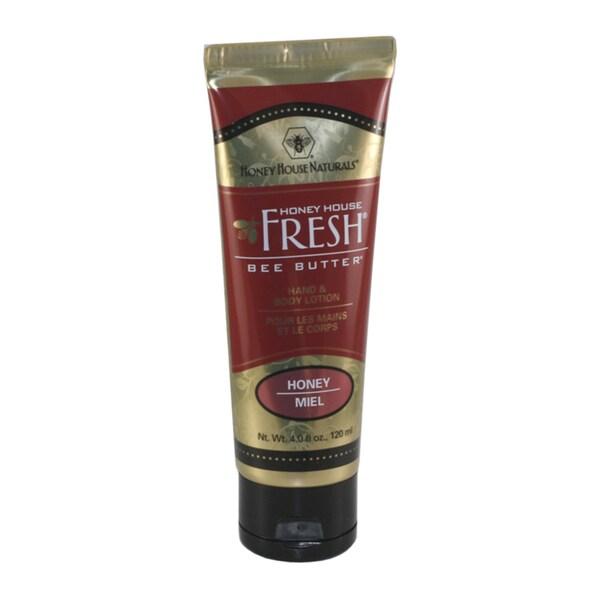 Honey House Fresh 4-ounce Honey Hand & Body Lotion