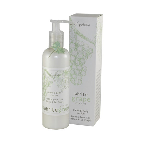 Di Palomo White Grape With Aloe Women's 8.4-ounce Hand & Body Lotion