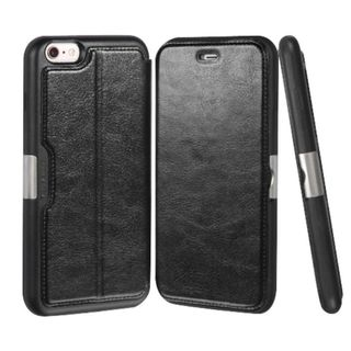 Insten Leather Case Cover with Stand/ Wallet Flap Pouch for Apple iPhone 6 Plus/ 6s Plus