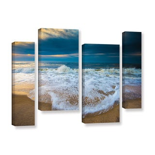 ArtWall Steve Ainsworth's 'Never Ending' 4-piece Gallery Wrapped Canvas Staggered Set